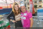 Promi Beachvolleyball - Strandbad Baden - Mi 14.06.2017 - Babsi Barbara KAUDELKA, Christoph F�LBL88
