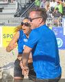 Promi Beachvolleyball - Strandbad Baden - Mi 14.06.2017 - Nina HARTMANN, Uwe KR�GER98