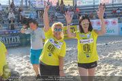 Promi Beachvolleyball - Strandbad Baden - Mi 14.06.2017 - Kerstin LECHNER, Susanna HIRSCHLER102