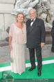 Fete Imperiale - Spanische Hofreitschule - Fr 23.06.2017 - Lisl WAGNER-BACHER mit Ehemann Klaus22