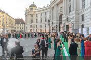 Fete Imperiale - Spanische Hofreitschule - Fr 23.06.2017 - G�ste am Michaelerplatz, Sommerfest, Sommerball45