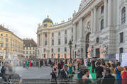 Fete Imperiale - Spanische Hofreitschule - Fr 23.06.2017 - G�ste am Michaelerplatz, Sommerfest, Sommerball46