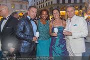 Fete Imperiale - Spanische Hofreitschule - Fr 23.06.2017 - Uwe KR�GER, Arabella KIESBAUER, Vera RUSSWURM, Alfons HAIDER98