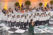 Fete Imperiale - Spanische Hofreitschule - Fr 23.06.2017 - Kinderchor bei der Er�ffnung107