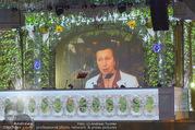 Fete Imperiale - Spanische Hofreitschule - Fr 23.06.2017 - Videozuspielung von Prinzessin ANNE112