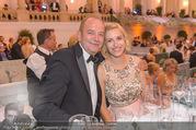 Fete Imperiale - Spanische Hofreitschule - Fr 23.06.2017 - Herbert PROHASKA mit Tochter Birgit136