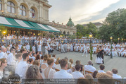 Kraml Sommernachtsball - Kursalon - Sa 24.06.2017 - Terrasse, Park, VIP-Empfang, Cocktail, Sommerfest, Weisses Fest68