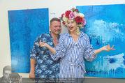 Lucky Punch Ausstellung - MediClass - Di 27.06.2017 - Andrea BUDAY, Christian Emil CERNY2