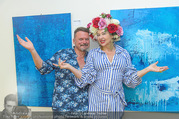 Lucky Punch Ausstellung - MediClass - Di 27.06.2017 - Andrea BUDAY, Christian Emil CERNY3