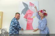 Lucky Punch Ausstellung - MediClass - Di 27.06.2017 - Andrea BUDAY, Christian Emil CERNY5