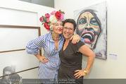 Lucky Punch Ausstellung - MediClass - Di 27.06.2017 - Andrea H�NDLER, Andrea BUDAY30