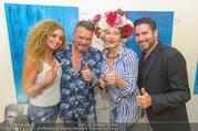 Lucky Punch Ausstellung - MediClass - Di 27.06.2017 - Eser Ari AKBABA, Clemens UNTERREINER, Christian CERNY, A BUDAY41