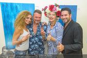 Lucky Punch Ausstellung - MediClass - Di 27.06.2017 - Eser Ari AKBABA, Clemens UNTERREINER, Christian CERNY, A BUDAY42