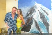 Lucky Punch Ausstellung - MediClass - Di 27.06.2017 - Christian Emil CERNY, Brigitte JUST51