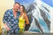 Lucky Punch Ausstellung - MediClass - Di 27.06.2017 - Christian Emil CERNY, Brigitte JUST52