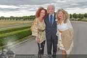 Sommerauftakt - Magna Racino - Do 29.06.2017 - Christina LUGNER, Friedrich und Jeannine SCHILLER24