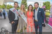 Miss Austria Wahl 2017 - Casino Baden - Do 06.07.2017 - Dragana STANKOVIC, P. RAFETSEDER, Silvia und Josef SCHACHERMAYER43