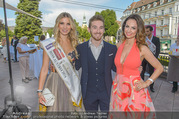 Miss Austria Wahl 2017 - Casino Baden - Do 06.07.2017 - Dragana STANKOVIC, Nathan TRENT, Silvia SCHACHERMAYER46