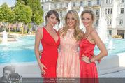 Miss Austria Wahl 2017 - Casino Baden - Do 06.07.2017 - Amina DAGI, Tatjana BATINIC, Patricia KAISER52