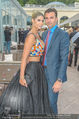 Miss Austria Wahl 2017 - Casino Baden - Do 06.07.2017 - Micaela SCH�FER mit Freund Felix STEINER88