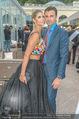 Miss Austria Wahl 2017 - Casino Baden - Do 06.07.2017 - Micaela SCH�FER mit Freund Felix STEINER89