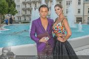 Miss Austria Wahl 2017 - Casino Baden - Do 06.07.2017 - Micaela SCH�FER, Julian FM ST�CKEL99
