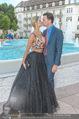 Miss Austria Wahl 2017 - Casino Baden - Do 06.07.2017 - Micaela SCH�FER mit Freund Felix STEINER102