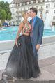 Miss Austria Wahl 2017 - Casino Baden - Do 06.07.2017 - Micaela SCH�FER mit Freund Felix STEINER103