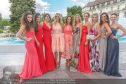 Miss Austria Wahl 2017 - Casino Baden - Do 06.07.2017 - Gruppenfoto Ex-Miss Austrias, Missenfoto123