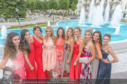 Miss Austria Wahl 2017 - Casino Baden - Do 06.07.2017 - Gruppenfoto Ex-Miss Austrias, Missenfoto126