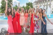 Miss Austria Wahl 2017 - Casino Baden - Do 06.07.2017 - Gruppenfoto Ex-Miss Austrias, Missenfoto127