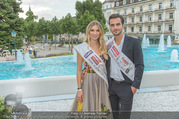 Miss Austria Wahl 2017 - Casino Baden - Do 06.07.2017 - Dragana STANKOVIC mit Freund Philipp RAFETSEDER137