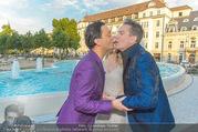 Miss Austria Wahl 2017 - Casino Baden - Do 06.07.2017 - Alfons HAIDER, Silvia SCHNEIDER, Julian FM ST�CKEL159