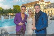 Miss Austria Wahl 2017 - Casino Baden - Do 06.07.2017 - Alfons HAIDER, Silvia SCHNEIDER, Julian FM ST�CKEL161