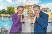 Miss Austria Wahl 2017 - Casino Baden - Do 06.07.2017 - Alfons HAIDER, Silvia SCHNEIDER, Julian FM ST�CKEL162