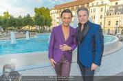 Miss Austria Wahl 2017 - Casino Baden - Do 06.07.2017 - Alfons HAIDER, Julian FM ST�CKEL164