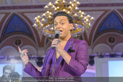 Miss Austria Wahl 2017 - Casino Baden - Do 06.07.2017 - Julian FM ST�CKEL singt309