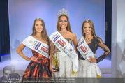 Miss Austria Wahl 2017 - Casino Baden - Do 06.07.2017 - Celine SCHRENK, Sarah CHVALA, Bianca KRONSTEINER455
