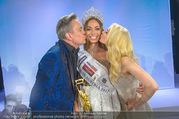 Miss Austria Wahl 2017 - Casino Baden - Do 06.07.2017 - Celine SCHRENK, Alfons HAIDER, Silvia SCHNEIDER459