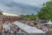 Rigoletto Premiere - Steinbruch St. Margarethen - Mi 12.07.2017 - VIP-Empfang, Gewitter zieht auf, Cocktailempfang50