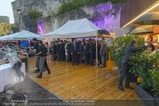 Rigoletto Premiere - Steinbruch St. Margarethen - Mi 12.07.2017 - Regenwetter, Gewiitter geht nieder67