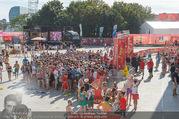 Beachvolleyball - Donauinsel - Sa 05.08.2017 - Andrang beim Eingang zum Stadion22