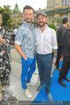 Belvedere Urban Garden - Kursalon - Di 22.08.2017 - Andreas BAMESBERGER mit Ehemann Leo LEICHTFRIED92