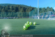 Samsung Charity Cup - Sportplatz Alpbach - Di 29.08.2017 - 12
