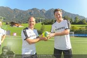Samsung Charity Cup - Sportplatz Alpbach - Di 29.08.2017 - Matthias STROLZ, Michael STIX73