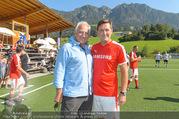 Samsung Charity Cup - Sportplatz Alpbach - Di 29.08.2017 - Rudi SEMRAD, Peter HANKE76