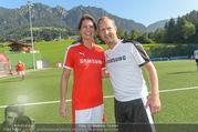 Samsung Charity Cup - Sportplatz Alpbach - Di 29.08.2017 - Natalia CORRALEZ-DIEZ, Matthias STROLZ85
