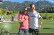 Samsung Charity Cup - Sportplatz Alpbach - Di 29.08.2017 - Gerhard KRISPL, Michael STIX90