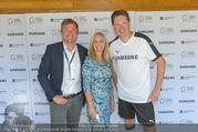 Samsung Charity Cup - Sportplatz Alpbach - Di 29.08.2017 - Markus BREITENECKER, Evelyne KERN, Michael STIX108