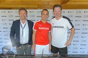 Samsung Charity Cup - Sportplatz Alpbach - Di 29.08.2017 - Markus BREITENECKER, Christian KERN, Michael STIX112